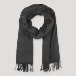 Echarpe oversize en laine et cachemire