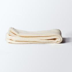 Chaussettes suédoises en laine blanches